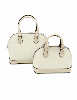 Women's bag color ecru 82151