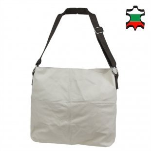 Women's leather bag 33786