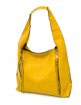 Women's yellow bag 0152