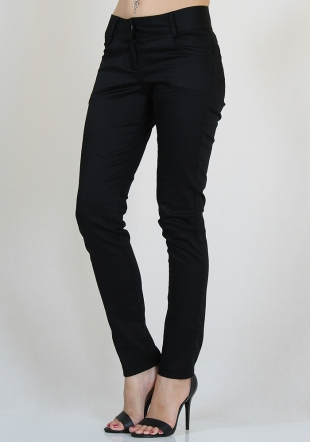 Black trousers RUMENA