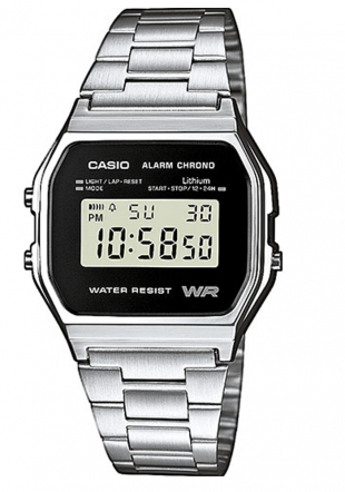Unisex watch Casio A158WEA-1EF