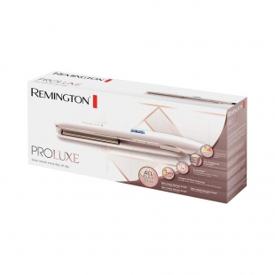 Women's hair straightener with hair color protection S8605 Remington Advanced Color Protect