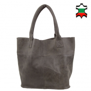 Women's leather bag 33816