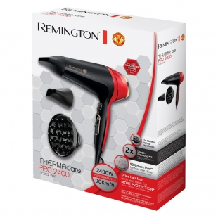 Hair dryer D5755 Thermacare PRO Manchester United Remington