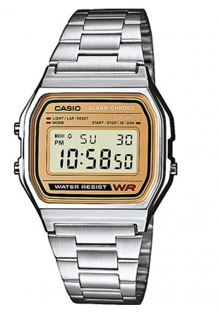 Unisex watch Casio A158WEA-9EF