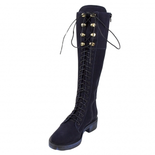 Women's nubuck leather boots 32810