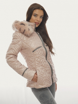 Sports jacket with hood Fawn 2171-1