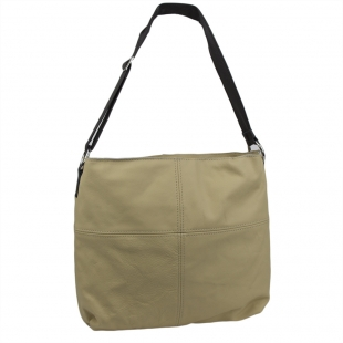 Women's leather bag 33787