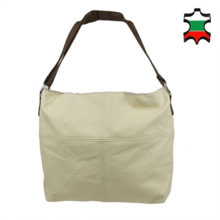Women's leather bag 33788