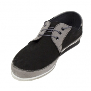 Men's suede leather shoes 33831