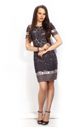 Ladies Dress Print