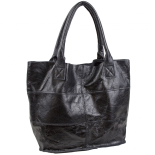 Women's leather bag 33817