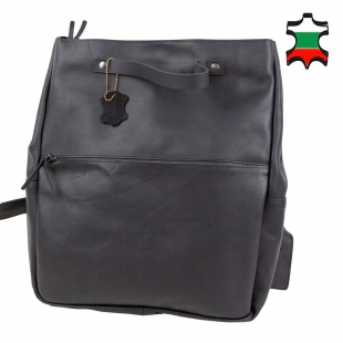 Women's leather bag 33792
