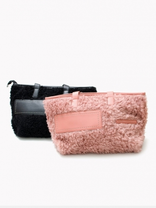 Elegant fluffy bag 00041