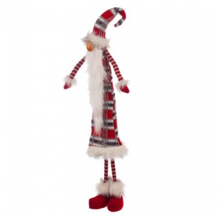 Christmas figure of Santa Claus size 70 cm dims