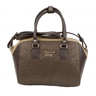 Women's eco leather bag 33805