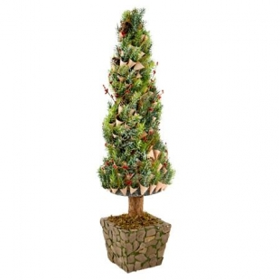 Christmas tree in a pot Dims