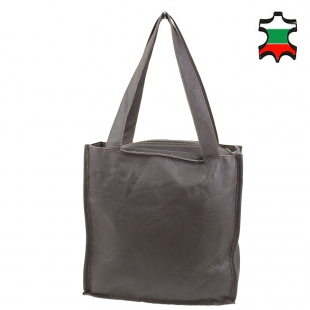 Women's leather bag 33819