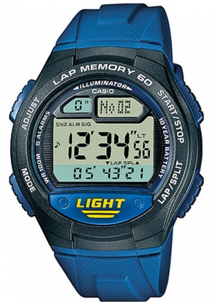 Мъжки часовник Casio 10 years Battery Life W-734-2AVEF