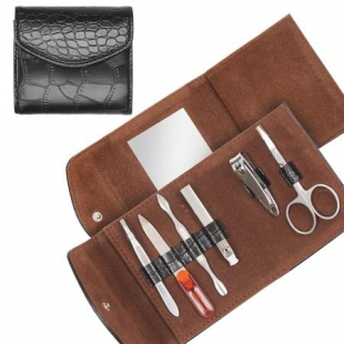 Makeup Manicure Set Black New Wish