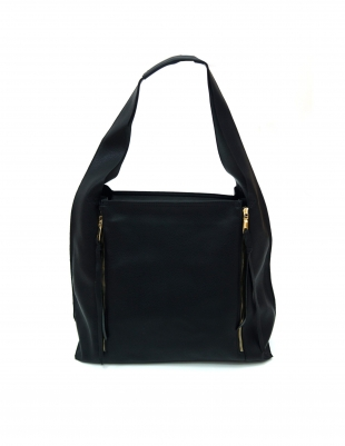Women's black bag 15706