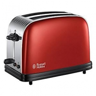 Тостер 23330-56/RH Colours Red 2 Slice Toaster Russell Hobbs
