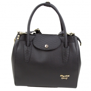 Women's eco leather bag 33811