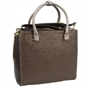 Women's eco leather bag 33808