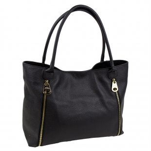 Women's leather bag 33814