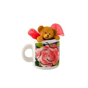 Bear in a cup 5.5 New Wish