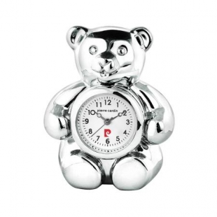 A desk clock is a bear by Pierre Cardin