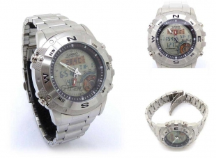 Men's watch Casio AMW-704D-7A Hunting Time