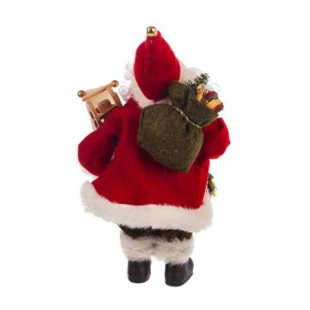 Christmas figure of Santa Claus size - 30cm Dims