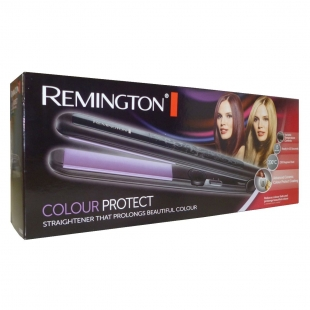 Comfortable and practical women's hair straightener S6300 Remington