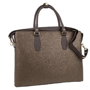 Women's eco leather bag 33803