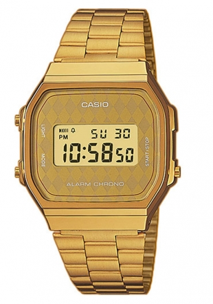 Unisex watch Casio A168WG-9BWEF